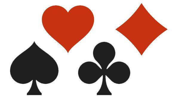 cartomancie se tirer les cartes soi-même coeur trèfle carreau pique